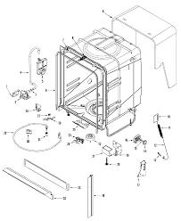 Maytag model mdbh950aww dishwasher genuine parts