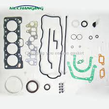 For TOYOTA CARINA II 1.6L 4AL 4A LC Full Set Automotive Spare Parts ...