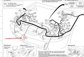 2000 nissan altima 2 4l intermittant a c operation manifold here is where that ambient temp sensor is located if you want to check it out graphic