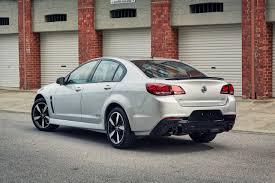 holden new car release2017 Holden Commodore Black revealed