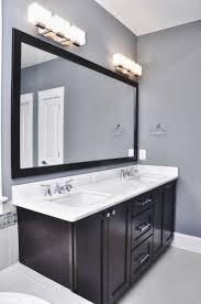 bathroom mirror lights interior design