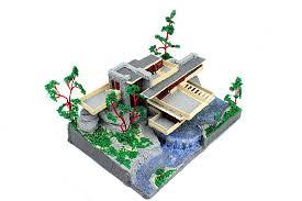Architecture As Aesthetics FallingwaterFalling Water Floor Plans
