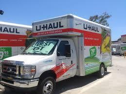 Uhaul Truck S To Go Where No Moving Truck Has Gone Before My U Haul Storymy U