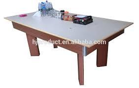 Tavolo Da Pranzo Biliardo : Mdf ft uso domestico tavolo da biliardo con pranzo