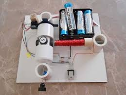 Cheap Simple Electric Motor Science Project find Simple Electric