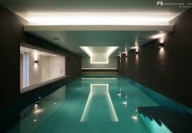 delightful designs ideas indoor pool. Delightful Indoor Swimming Pool Design Idea With Blue Water Black Wall And\u2026 Designs Ideas R