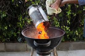What Do You Need To Light A Charcoal Bbq How To Start A Charcoal Grill Cnet