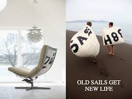 nautical inspired furniture. Nautical Inspired Furniture. Sails Get New Life Furniture I
