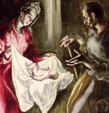 the nativity painting el greco domenico theotocopuli the nativity art print