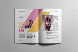 Editorial Design Ideas Magazine By Rdstudio2018 Graphicriver Editorial Design