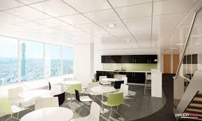 design office space designing. Euston Tower Tea Point Design Office Space Designing