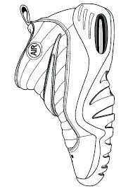 lebron james coloring pages coloring pictures shoes coloring
