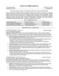 Administrator Resume Examples Resume Format 20 Years Experience 2 Resume Format Resume Format