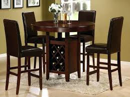 high top dining table room chairs inspiring goodly round set