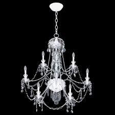 ralph lauren daniela wide chandelier in crystal 3d model max obj fbx mtl 2