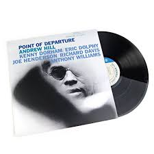 <b>Andrew Hill</b>: <b>Point</b> of Departure [ LP Vin- Buy Online in Israel at ...