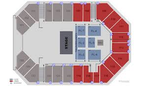 The Arena Corbin Ky Seating Chart Find Tickets For Ky At Ticketmaster Com