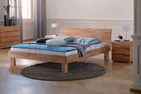 solid wood beds. Modren Wood Solid Heartbeech Natural Oiled Wooden Bed For Wood Beds R
