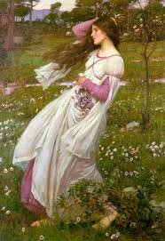 windswept 1902 by john william waterhouse oil painting reions