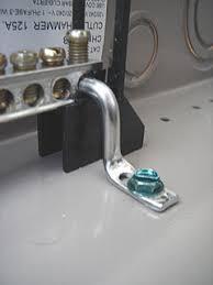 sub panel installation how to video bonding screw