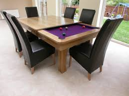 pool table dining tables: modern pool table dining neat on set installing
