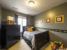Image of: Construction Bedroom Decor 1313