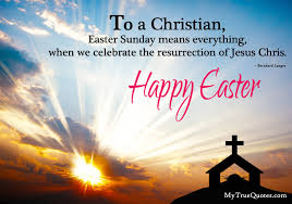 Christian Easter Quotes Extraordinary Happy Easter Sunday Quotes And Sayings Images 48 Wishes Msg