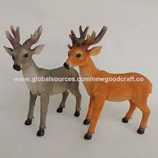 deer animal sculpture home