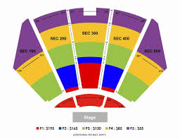 Nokia Center Seating Chart Veritable Microsoft Theatre Seating Chart Microsoft Theater