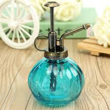 Decorative Spray Bottle Vintage Pumpkin Spray Bottle Pressure Sprayer Decorative Watering 34