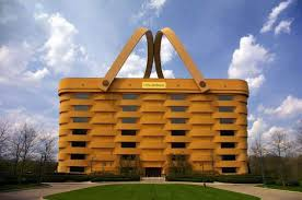The Basket Building, Newark, Ohio, USA
