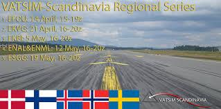 Esgg Charts Scandinavia Regional Series Esgg Community Calendar