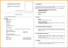 Emt Job Description Resume Gallery Of 100 How To Write Cv Example Emt Resume How To Write A 79