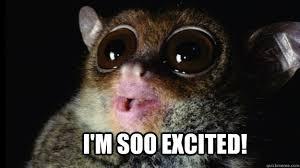 Im so excited memes | quickmeme via Relatably.com