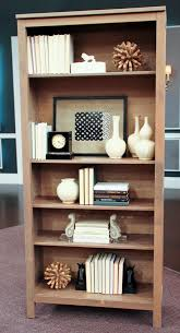 Trendy Design Ideas Decorative Book Shelves Simple Best 25 Decorating A  Bookcase On Pinterest Bookshelf