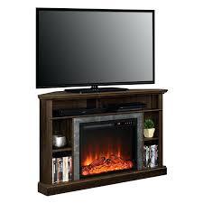 fireplace corner tv stand home overland corner fireplace tv stand canada