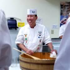 Sushi Cook Sushi Chef Institute Sushichefinst Twitter