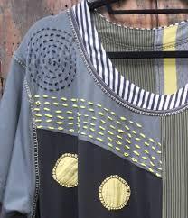 Lagenlook Sewing Patterns Cool WAVE Womens PDF Sewing Pattern Boho Banjo Art To Wear