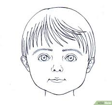 Come Disegnare Un Bambino 16 Passaggi Illustrato