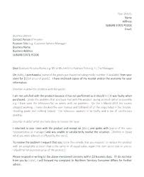 Complaints Letter Format Email Template Complaint Email Template Formal Complaint