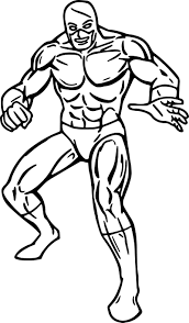 Superhero Printable Coloring Pages Coloring Page Captain America Colouring Pages To Print