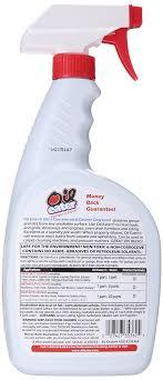 Oil Eater Original 32 Oz Cleaner Degreaser Buy Online In