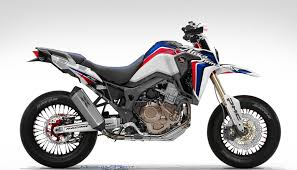 africa twin supermoto would you africa twin owners club