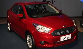 new car launches for 2015First images of Ford Figo compact sedan from India Spied