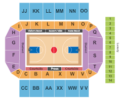 Conte Forum Interactive Seating Chart Boston College Eagles Vs Duke Blue Devils Tickets Tue Feb