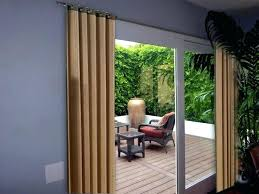 sliding glass door curtains blinds ideas of window treatments for patio doors window treatments for sliding