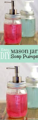 Mason Jar Crafts 976 Best Mason Jar Crafts And Jar Crafts Images On Pinterest