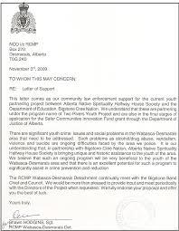 Rcmp Letter Of Support For Anshhs Jpg