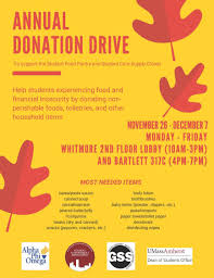 Food Drive Posters Donation Drive To Gather Food Household Items For Students