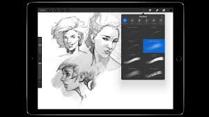 Drawing On Ipad Pro The Best Ios Apps For Drawing With Apple Pencil Ipad Pro